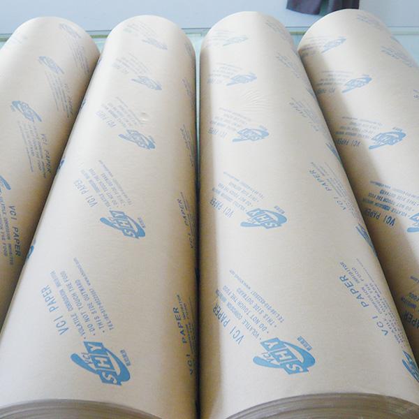 鑫泰正上海焊丝铜片用气相防锈纸厂家