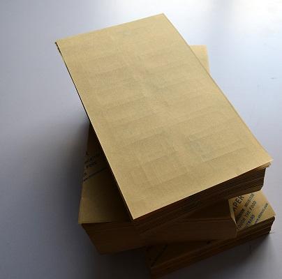 新玥江苏黑色铸铁件金属专用气相防锈纸厂家直销