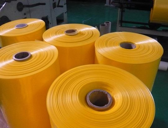 鑫泰正上海防锈包装黄色气相防锈膜厂家