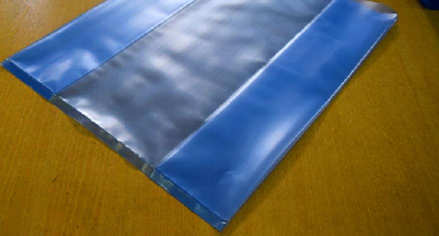 鑫泰正蓝色(黄色)气相防锈袋 平口VCI 气相防锈袋厂家